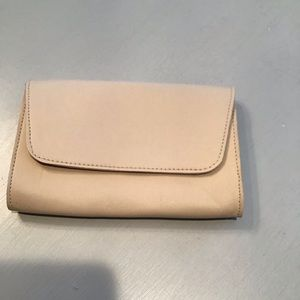 New Vegan Leather Clutch